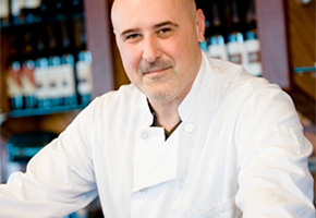 Chef Davide Cerretini