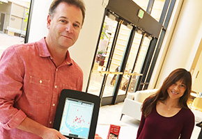 John Dolan and Thao Dian of the Kynbo App