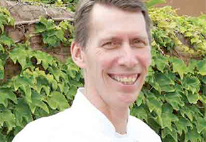 Tom Kerpon of Julia A Spirited Restaurant and Bar