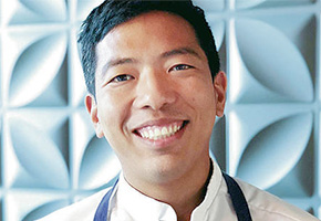 Jeffrey Hayashi is the head chef for the 2021 Bocuse D'Or