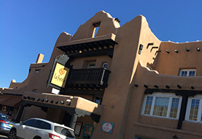 La Fonda on the Plaza in Sante Fe