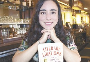 Amira Makansi of Literary Libations