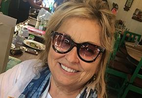 Katharine Kagel of Cafe Pasquals