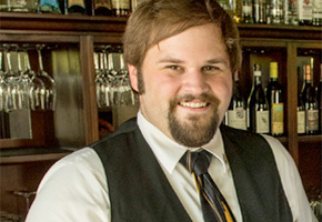 Drew Gibbs of the Alchemy Restaurant and Bar