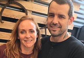 Dana Tanner and Philip Pretty of Restauraton in Long Beach