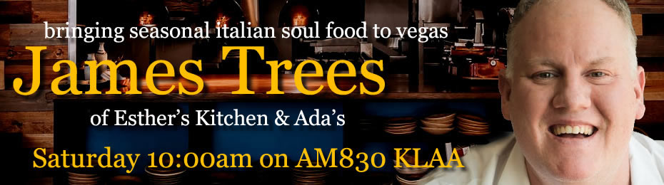 James Trees of Esther's Kitchen and Ada's
