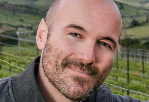 Winemaker Vince Vidrine
