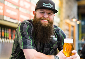 Dave Adams of Green Flash Brewing Company and Alpine Beer Company