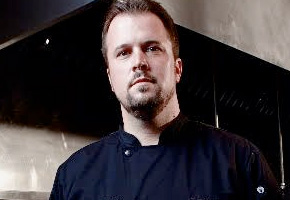 Mark McDonald of Old Vine Kitchen and Bar