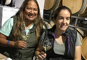 Tara Gomez and Mireia Taribo Tena of Camins 2 Dreams in Lompoc California