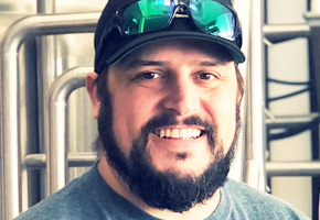 Ian McCall of Riip Beer Company