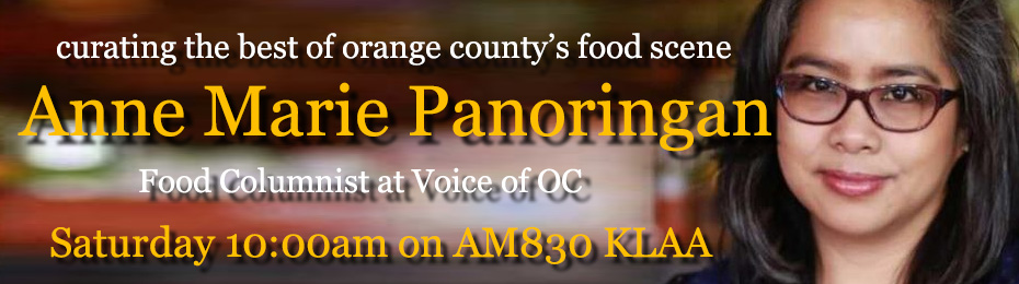 Anne Marie Panoringan of Voice of OC