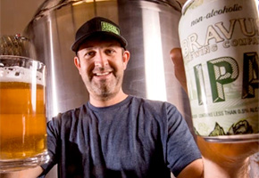 Philip Brandes of Bravus Brewing Company