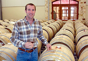 Dave Reilly of Duchman Family Winery