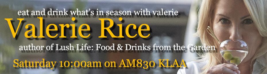 Cookbook Author Valerie Rice