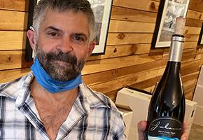 Mark Cargasacchi of Jalama Wines