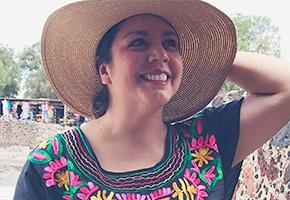 Ericka Sanchez of Nibbles and Feasts