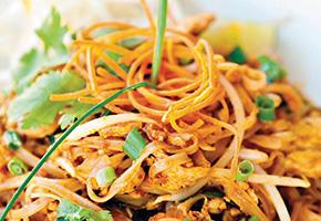 Pad Thai recipe by Katie Chin