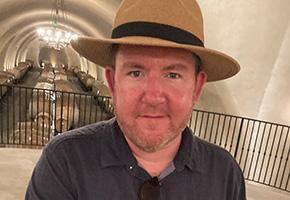 Chris King of Star Lane Vineyard